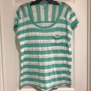 Splendid Striped T-Shirt - size M